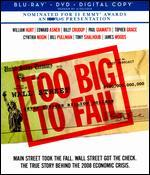Too Big to Fail [2 Discs] [Includes Digital Copy] [Blu-ray/DVD]