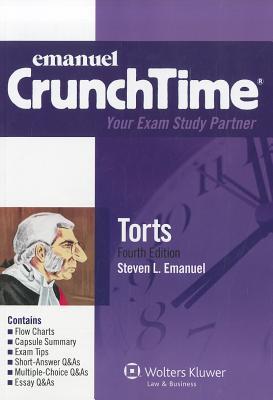 Torts - Emanuel, Steven L, J.D.