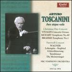 Toscanini: Christmas Day 1937 & Farewell Concert 1954