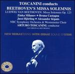 Toscanini conducts Beethoven's Missa Solemnis