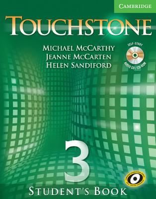 Touchstone Level 3 - McCarthy, Michael, and McCarten, Jeanne, and Sandiford, Helen