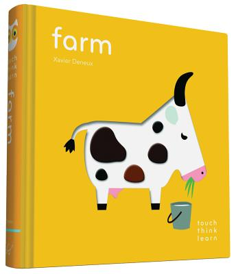 Touchthinklearn: Farm: (childrens Books Ages 1-3, Interactive Books for Toddlers, Board Books for Toddlers) - Deneux, Xavier