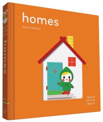 Touchthinklearn: Homes - Deneux, Xavier