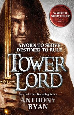 Tower Lord: Book 2 of Raven's Shadow - Ryan, Anthony