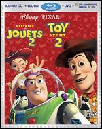 Toy Story 2 [3D] [Blu-ray/DVD] [Includes Digital Copy]