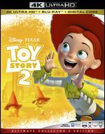 Toy Story 2 [Includes Digital Copy] [4K Ultra HD Blu-ray/Blu-ray] - Ash Brannon; John Lasseter; Lee Unkrich
