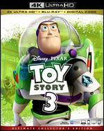 Toy Story 3 [Includes Digital Copy] [4K Ultra HD Blu-ray/Blu-ray]