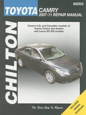 Toyota Camry 2007-11 Repair Manual - Killingsworth, Jeff