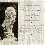 Tra le fiamme: Dramatic Solo Cantatas by Handel