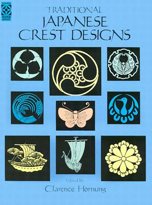 Traditional Japanese Crest Designs - Hornung, Clarence (Editor)