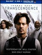 Transcendence [2 Discs] [Includes Digital Copy] [Blu-ray/DVD] - Wally Pfister