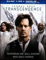 Transcendence [2 Discs] [Includes Digital Copy] [UltraViolet] [Blu-ray/DVD]