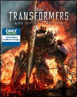 Transformers: Age of Extinction [Blu-ray/DVD] [SteelBook] [Only @ Best Buy] - Michael Bay