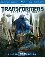 Transformers: Dark of the Moon [4 Discs] [Includes Digital Copy] [3D] [Blu-ray/DVD]