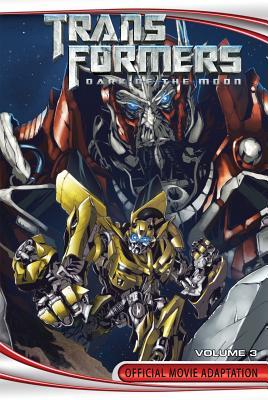 Transformers: Dark of the Moon Official Movie Adaptation, Volume 3 - Barber, John