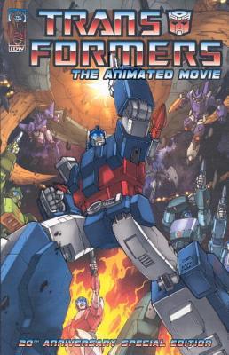 Transformers: The Animated Movie - Budiansky, Bob