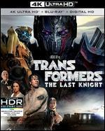 Transformers: The Last Knight [Includes Digital Copy] [4K Ultra HD Blu-ray/Blu-ray]