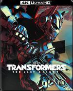 Transformers: The Last Knight [SteelBook] [4K Ultra HD Blu-ray/Blu-ray] [Only @ Best Buy]