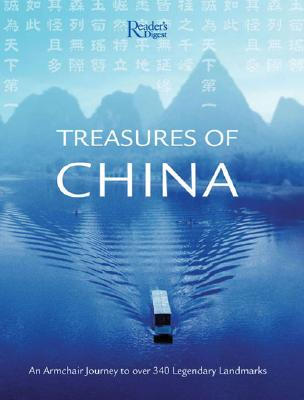 Treasures of China - Reader's Digest, and Dolezal, Robert