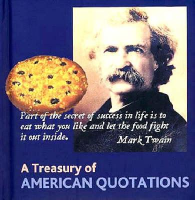 Treasury of American Quotations - Book Blocks