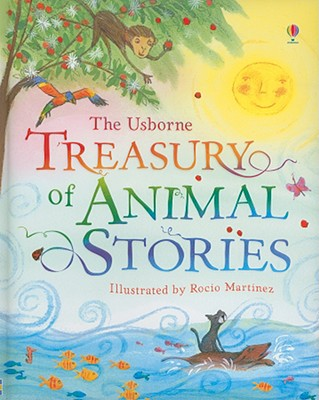 Treasury of Animal Stories - Davidson, Susanna