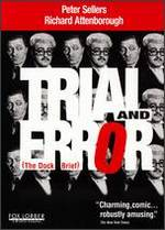 Trial and Error (The Dock Brief) - James H. Hill