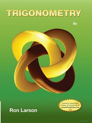 Trigonometry - Larson, Ron, Professor