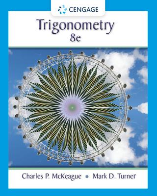 Trigonometry - McKeague, Charles, and Turner, Mark
