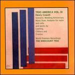 Trio America, Vol. 3