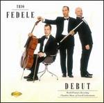 Trio Fedele: Debut