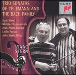 Trio Sonatas of Telemann and the Bach Family - Isaac Stern (violin); Jean-Pierre Rampal (flute); John Steele Ritter (harpsichord); John Steele Ritter (fortepiano);...