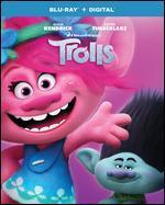 Trolls [Includes Digital Copy] [Blu-ray]
