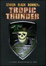 Tropic Thunder [Director's Cut] [2 Discs] - Ben Stiller