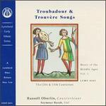 Troubadour and Trouvère Songs