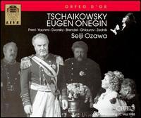 Tschaikovsky: Eugen Onegin - Gertrude Jahn (vocals); Heinz Zednik (vocals); Margarita Lilova (vocals); Mirella Freni (vocals); Nicolai Ghiaurov (vocals);...