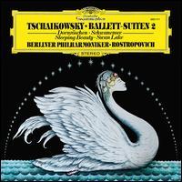 Tschaikowsy: Ballett-Suiten 2 - Dornröschen, Schwanensee -