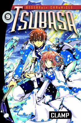 Tsubasa volume 9 - CLAMP, CLAMP