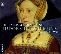 Tudor Church Music, Vol. 2 - Peter Phillips (conductor)