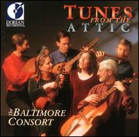 Tunes from the Attic - Baltimore Consort
