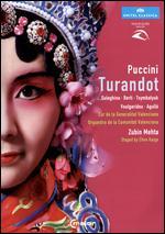 Turandot (Palau de les Arts Reina Sofia) - Tiziano Mancini