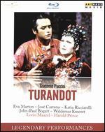 Turandot (Wiener Staatsoper Choir) [Blu-ray]