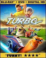 Turbo [2 Discs] [Includes Digital Copy] [Blu-ray/DVD]