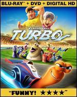 Turbo [2 Discs] [Includes Digital Copy] [Blu-ray/DVD]