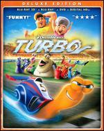 Turbo [3 Discs] [Includes Digital Copy] [3D/2D] [Blu-ray/DVD]