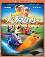 Turbo [3 Discs] [Includes Digital Copy] [3D/2D] [Blu-ray/DVD] - David Soren