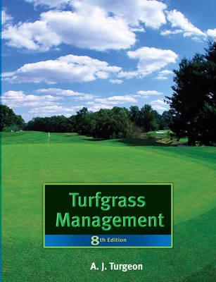 Turfgrass Management - Turgeon, A J