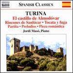 Turina: El castillo de Almod�var, Vol. 10