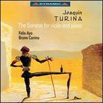 Turina: Violin Sonatas