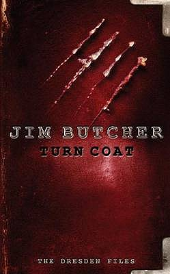 Turn Coat - Butcher, Jim