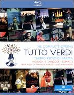Tutto Verdi: Highlights [Blu-ray]